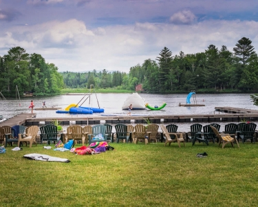 summer, camp, lake, Adirondacks, New York, kids